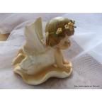 figurines anges pour baptême ou naissance