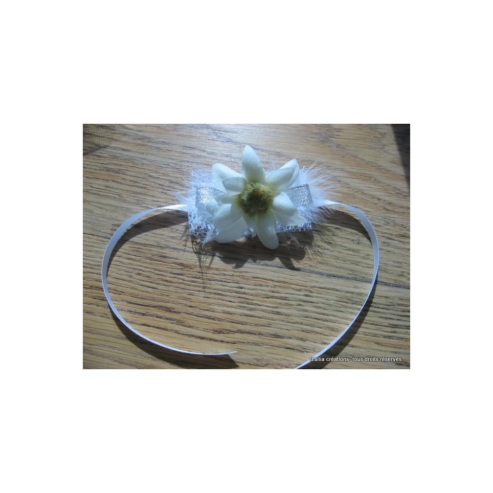 Bracelet pour demoiselle d honneur Edelweiss