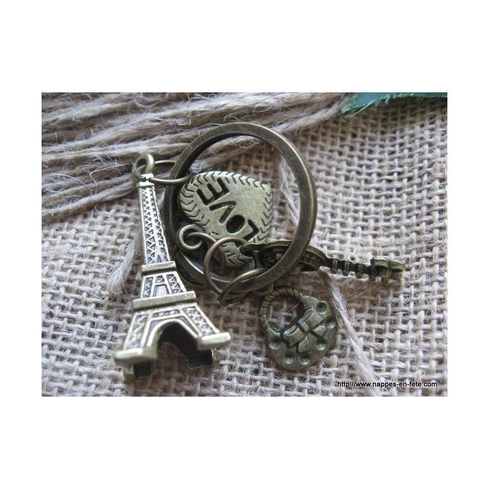 Porte clé, cadeau pour invité
