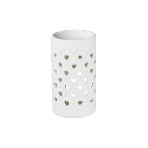 Photophore d'ambiance, avec fonction brûle parfum, pour la décoration de vos tables