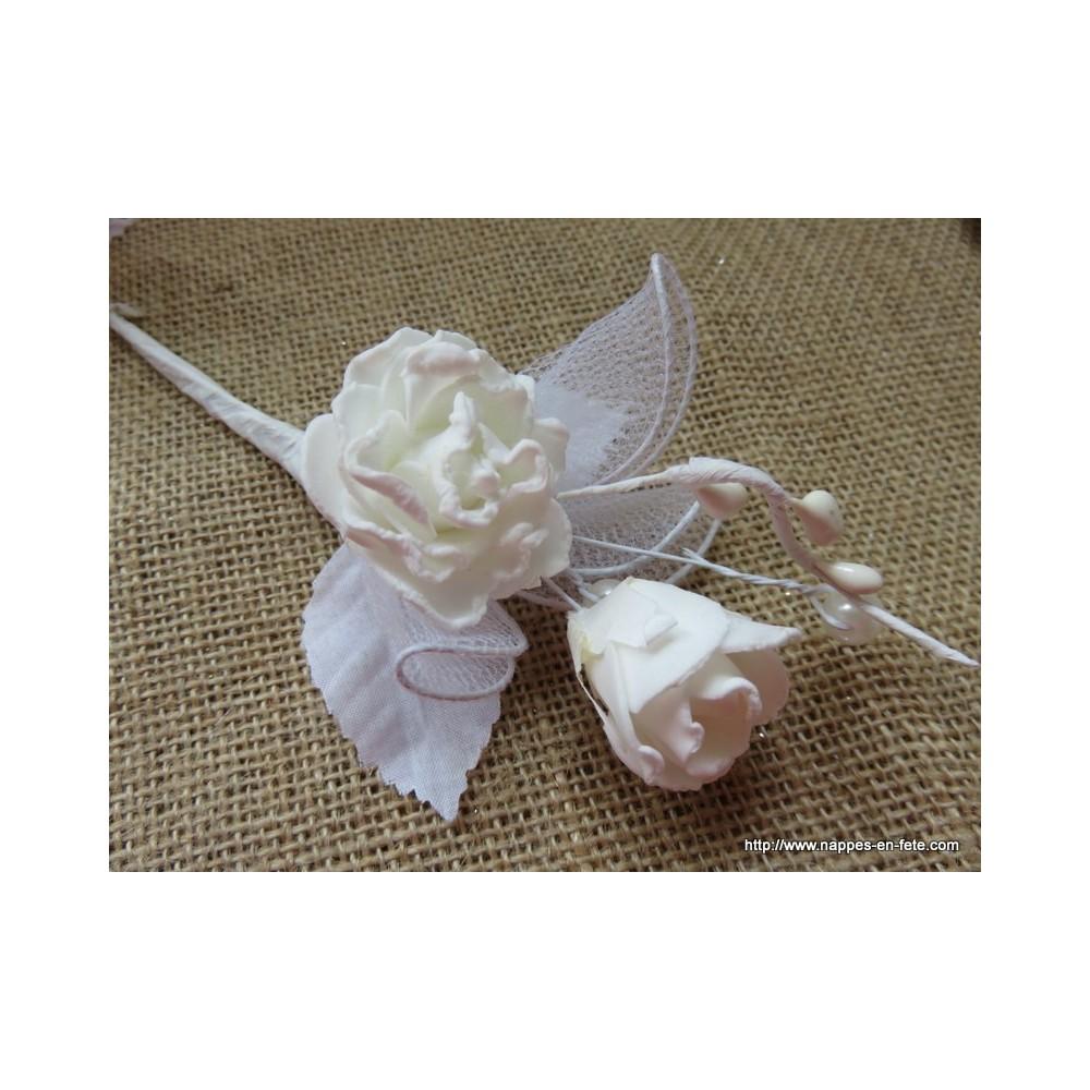 Tres Belle Fleur A Dragees Pour Mariage