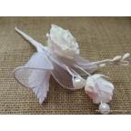 Fleur de dragées pour mariage