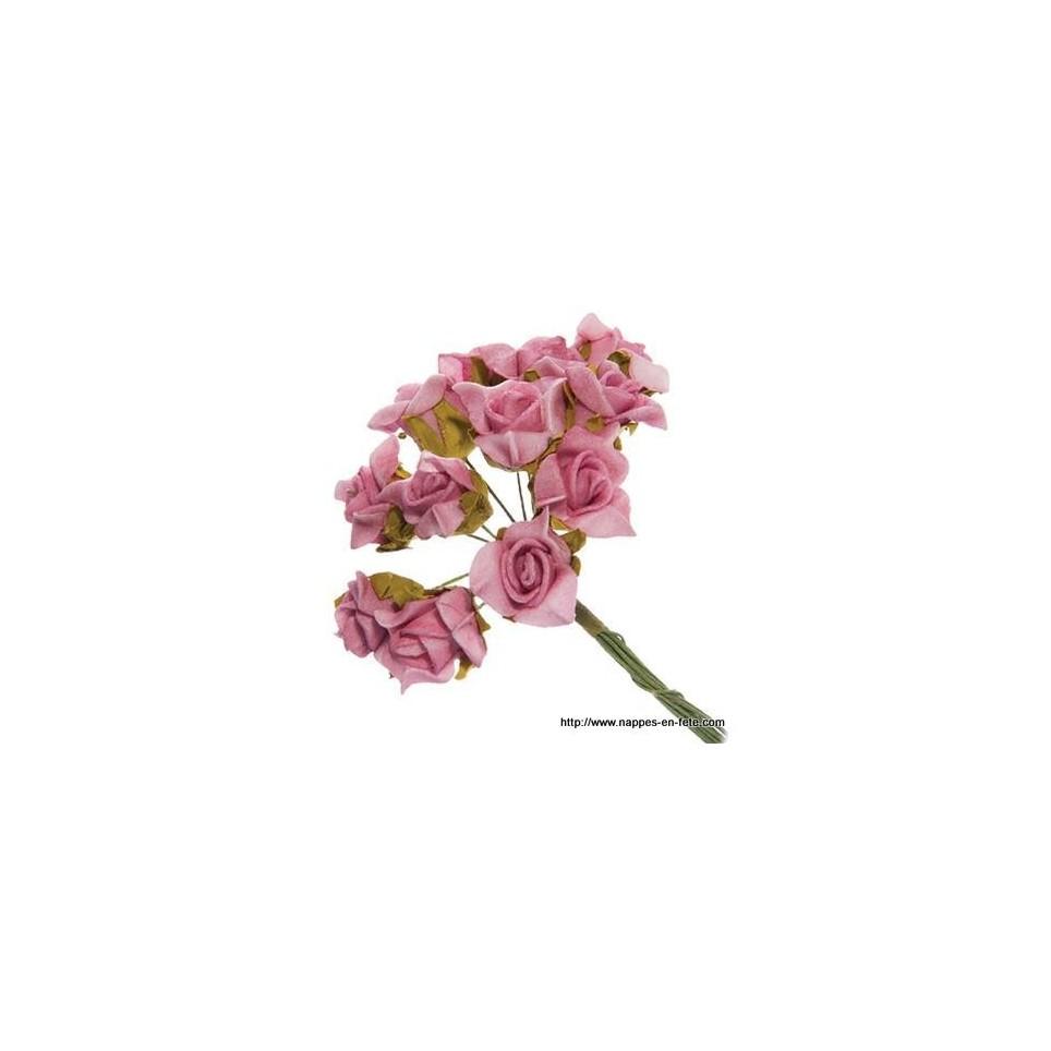 Mini roses liens à entortiller