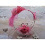 Porte alliance papillon modèle rosine