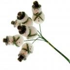 Bonhomme de neige, miniatures, liens pour décorer vos votre table