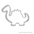 emporte pièces pour sablés en forme de dinosaures