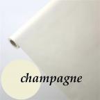 Nappe papier imprégné champagne 1,15m