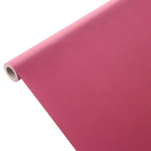 Nappe papier imprégné rose intense 1,15m
