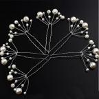 Accessoire cheveux, perles pour coiffure mariée ou demoiselle d'honneur