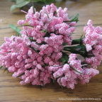 Fleurs miniatures, liens pour décorer vos tulles ou votre table