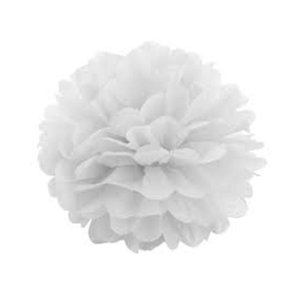 boule pompon fleur papier diametre 15cm. Black Bedroom Furniture Sets. Home Design Ideas