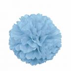 Boule pompon fleur papier Ø 15cm