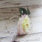 Bracelet fleur pour fille d'honneur